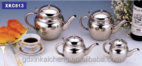 Apple Shape Teapot with many clour and design
