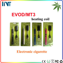 Evod mt3 e cig oil vaporizer pen blister pack starter kit