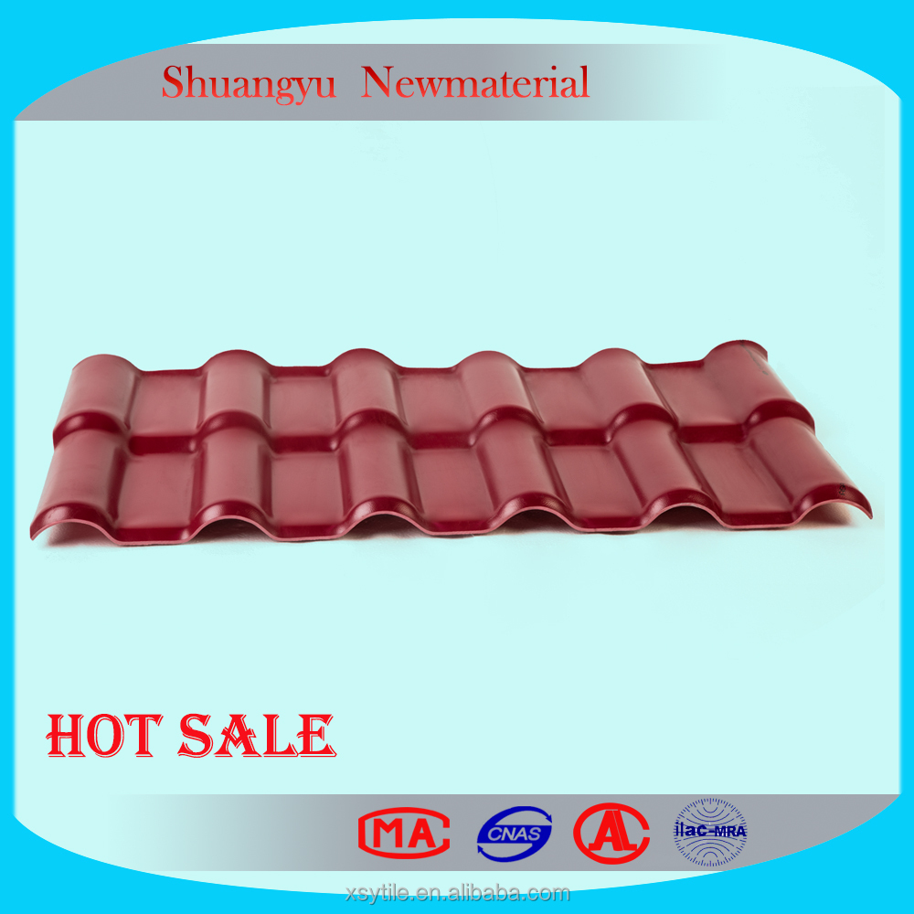 Spanish Synthetic Resin Roofing Sheet Tile