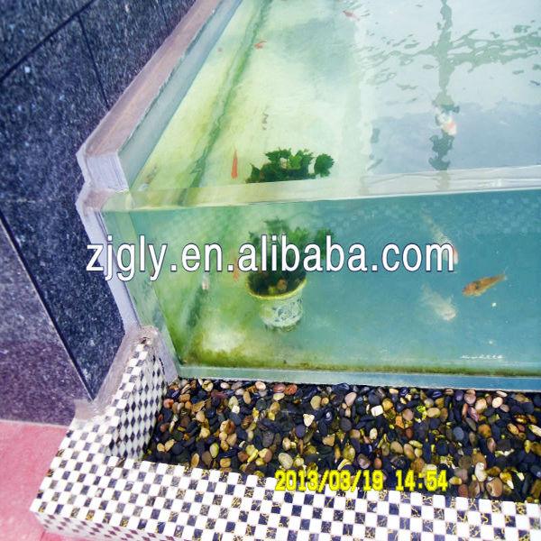 Borde de acr lico piscina y accesorios identificaci n del for Piscina de acrilico