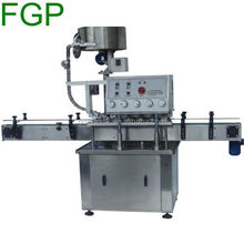 Automatic high speed vial cap sealing machine bottle capping machine capper machine with CE certificate