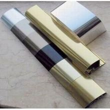 high quality aluminum curtain wall profile for construction