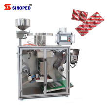 SINOPED automatic tablet strip packaging machine