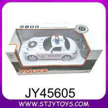 Hot sale police toy car 1:20 scale 4 channel mini rc toy car