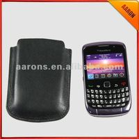 For Blackberry Curve 3G 9300 Leather Case
