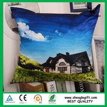 Custom promotional air seat cusion covers decorative