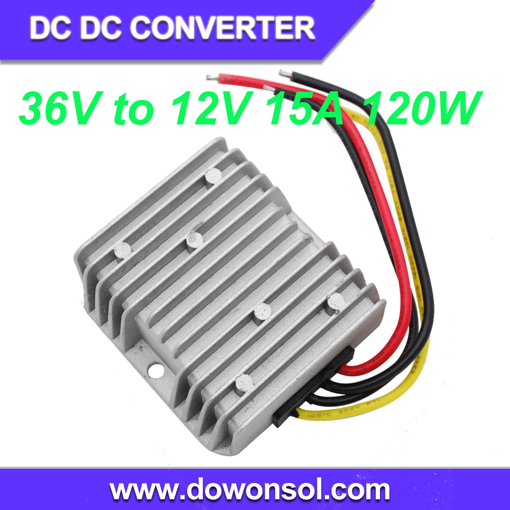 wholesale waterproof 36V to 12V step down power module 15A <strong>DC</strong>/ <strong>DC</strong> buck converter