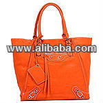 Soft Leather Like Shopping Tote
