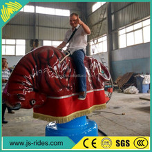 playground rides mechanical bull rodeo/inflatable table cushion