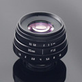 Fujian new 35mm manual iris lens FS3516MC