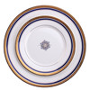 Dishes Plates Dinnerware Type and Eco-Friendly Feature charger plate,gold rimmed dinner plate