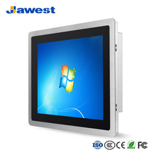 Jawest waterproof ip65 industrial computer / laptop capacitive resistive touch screen windows all-in-one 10.1 inch tablet PC
