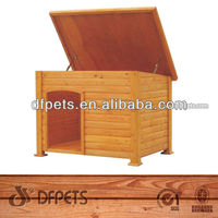 Wooden Dog Kennel Cheap Price DFD025