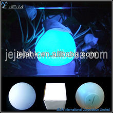 led flashing spinning ball colors change lights
