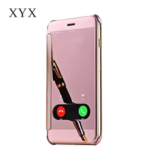 made in china cell phone case cover for samsung note 7, privacy mirror pc case for samusng galaxy note 7