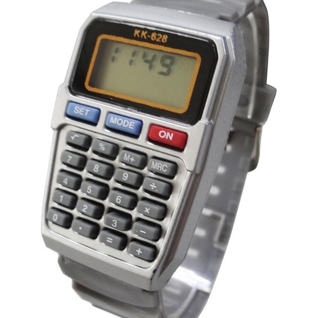 oem factory new smart digital calculator watch