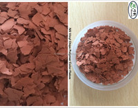 Decorative Vinyl Color Chips Polymer Color Flakes for Concrete Coating