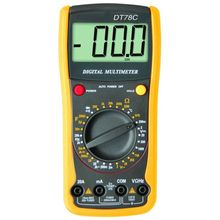 FRANKEVER Digital Multimeter DT-78C Multimeter with USB interface