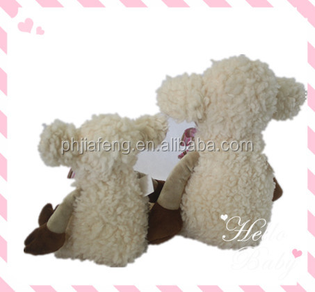 2014 hot sale sheep plush toy