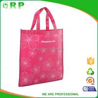 Cost-effective custom design novel advertising non woven laminated bags