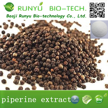 2016 Touchhealthy supply Piperine Oil/Piperine Pepper Extract Powder/Piperine Extract