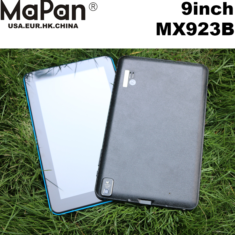MaPan 9inch quad core atm7029 tablet pc 9 inch 7029 good quality Android 4.4 Operating System 8G Tablet pc MX923B