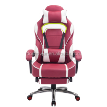 2017 top sale 4 wheels game chair for computer gaming