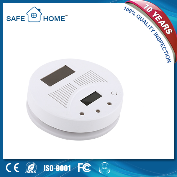 2015 Hot Sale LCD Display Portable Multi Carbon Monoxide Detector
