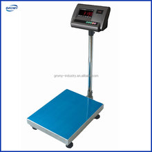 Electronic Weighing Scale 500kg Moveable Weighing Scale