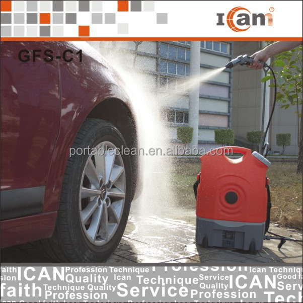 GFS-C1-12v mobile car wash equipment for sale