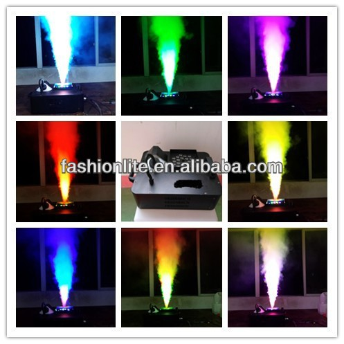 DJ Lights / Stage Lighting 1500W Led Upright Smoke Machine