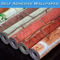 Different Types Wallpaper Wall Fashion Decorative Removable Film