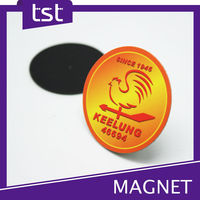 Customized Flat Paper Magnet For Fridge