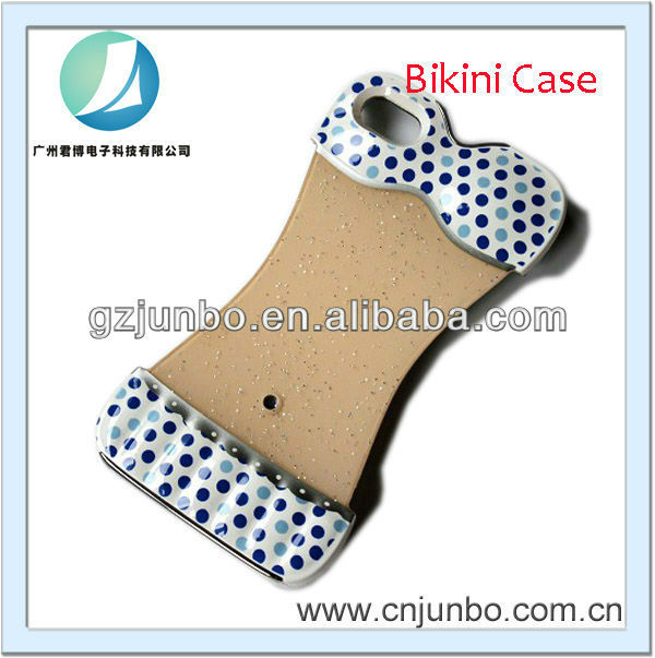 2014 New Arrival Bikini Design Case for iPhone 4S
