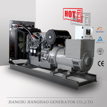 EPA certificated high quality 60kw 75kva power diesel engine generator set price list