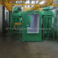 India powder coating booth
