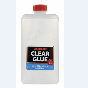 Customized Liquid School Glue Clear Washable Great for Making Slime