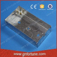 Factory price metal electrical outlet cover box