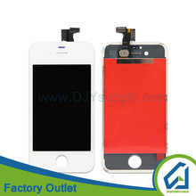 good rest replacement For iPhone 4s lcd screen original lcd high copy glass for iPhone 4S