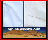 65 polyester 35 cotton 45X45 110x76 58/60 combed plain woven white fabric