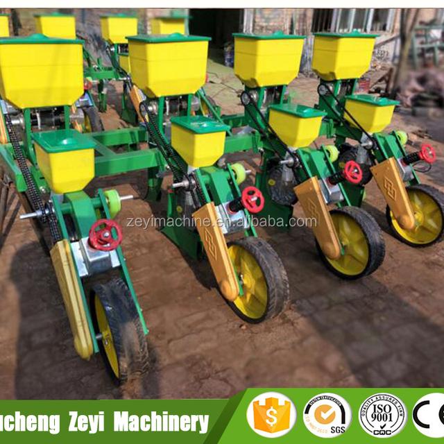 Agriculture 4-row mini corn/maize seeder/ planter machine