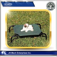 Classic style Popular wholesale outdoor Elevated cooling Pet Bed