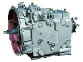 howo part guniune gearbox assembly