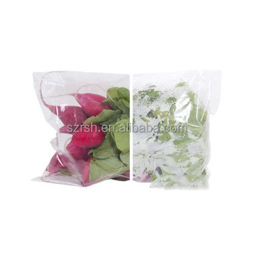 Fresh Fruit and Vegetable Anti-Fog Bags