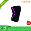 Protective neoprenered black volleyball knee pads