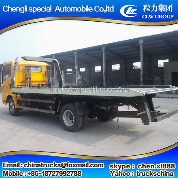 Top quality hot sell towing and recovery truck
