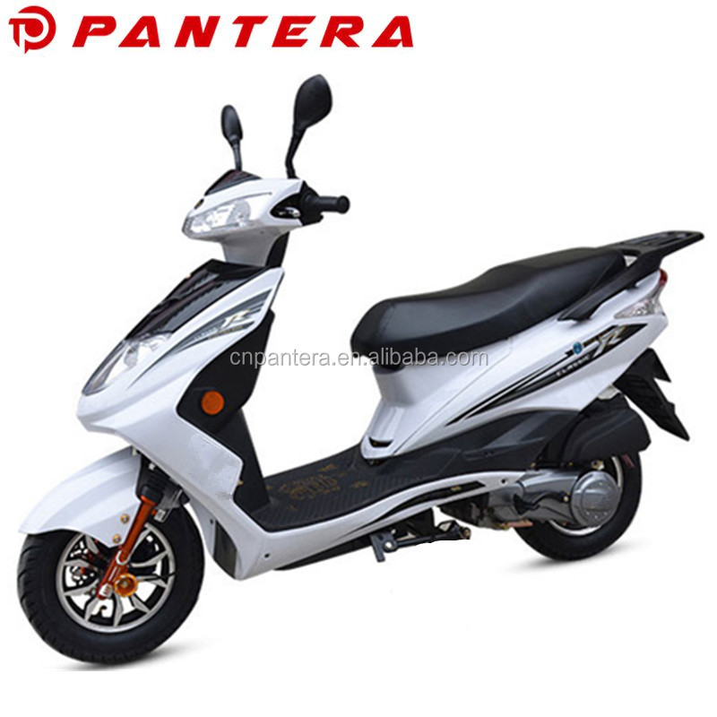 Chinese Gasoline 50cc 80cc 100cc 125cc 150cc Scooter For Sale Motorcycle