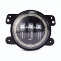 Hot Sale ! 4inch 30W LED fog light with halo DRL for jeep