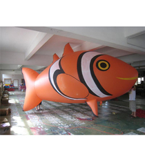 inflatable fish model,giant inflatable fish sea animal model