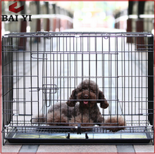 2016 Alibaba Hot Sale Aluminum Folding Dog Cage And Welded Wire Mesh Breeding Dog Cage